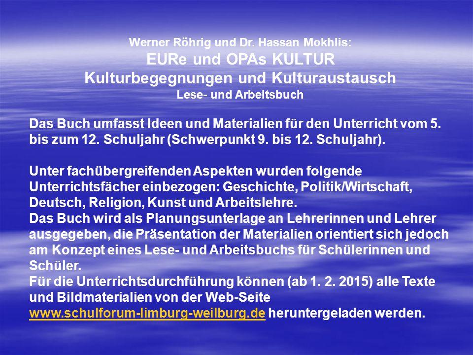 Werner Röhrig und Dr.