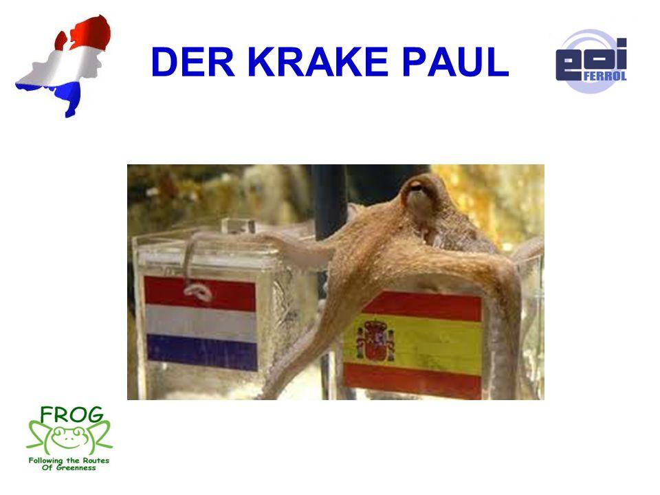 DER KRAKE PAUL