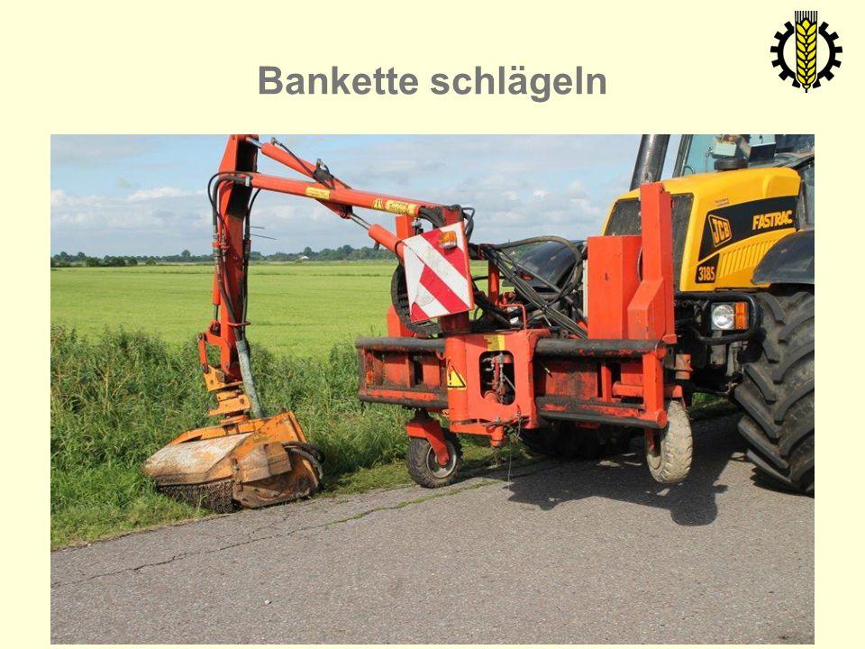 Bankette schlägeln