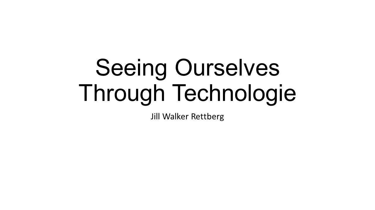 Inhalt Kapitel 1 – Selbstrepräsentation in digitalen Medien Kapitel 2 – Gefilterte Realität Kapitel 3 – Selfies in Serie Kapitel 4 – Automatisierte Tagebücher Kapitel 5 – Selbstdarstellung mit Daten Kapitel 6 – Privatsphäre und Überwachung