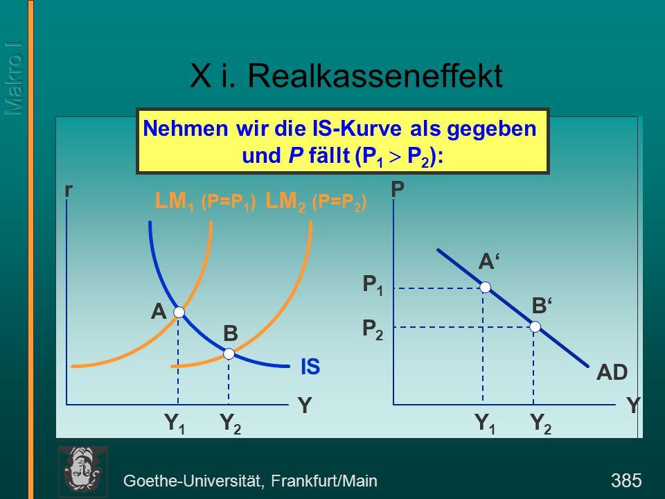 Goethe-Universität, Frankfurt/Main 385 AD X i.