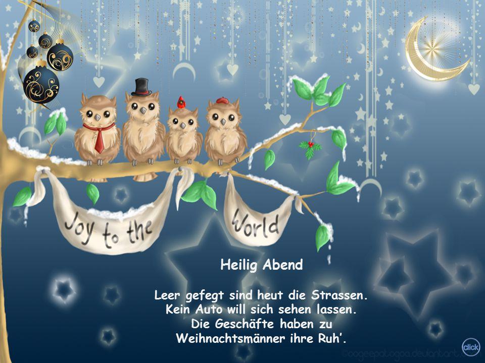 Doch lassen wir uns auf Bethlehem ein erfüllt unsere Herzen ein warmer Schein.