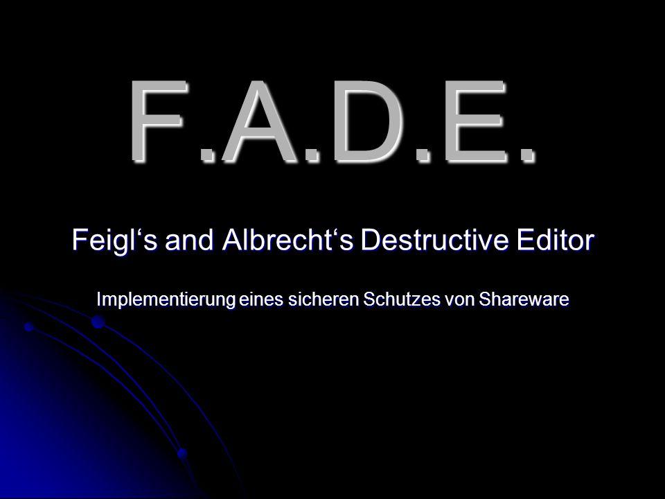 F.A.D.E.
