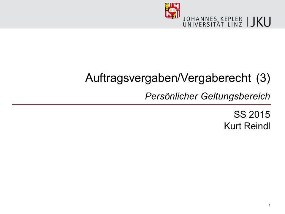 2 Gliederung 1.UEEinführung 2. UErechtliche Grundlagen 3.