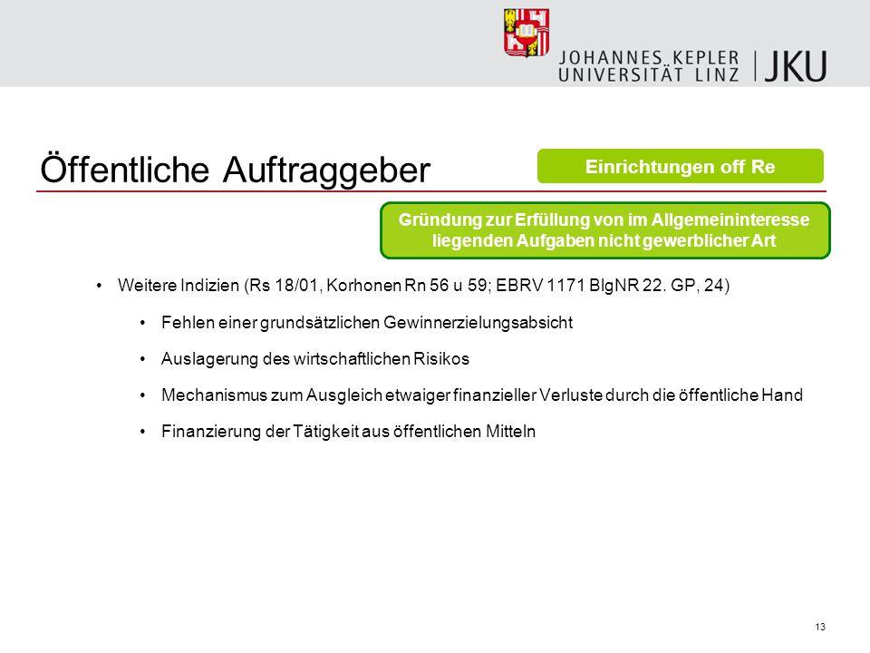 14 Beispiel EuGH - Korhonen Einrichtungen off Re Nicht prüfungsrelevant.