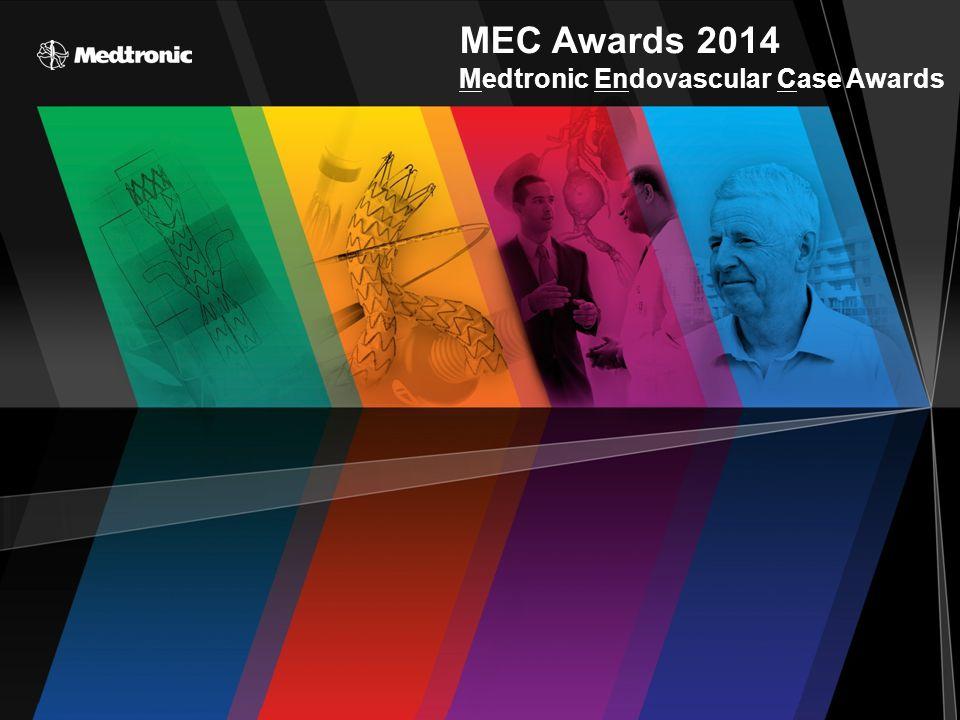 MEC Awards 2014 Medtronic Endovascular Case Awards