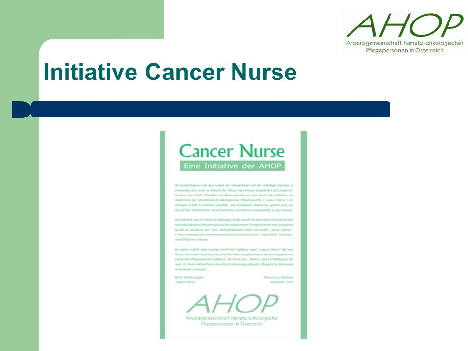 Initiative Cancer Nurse 6