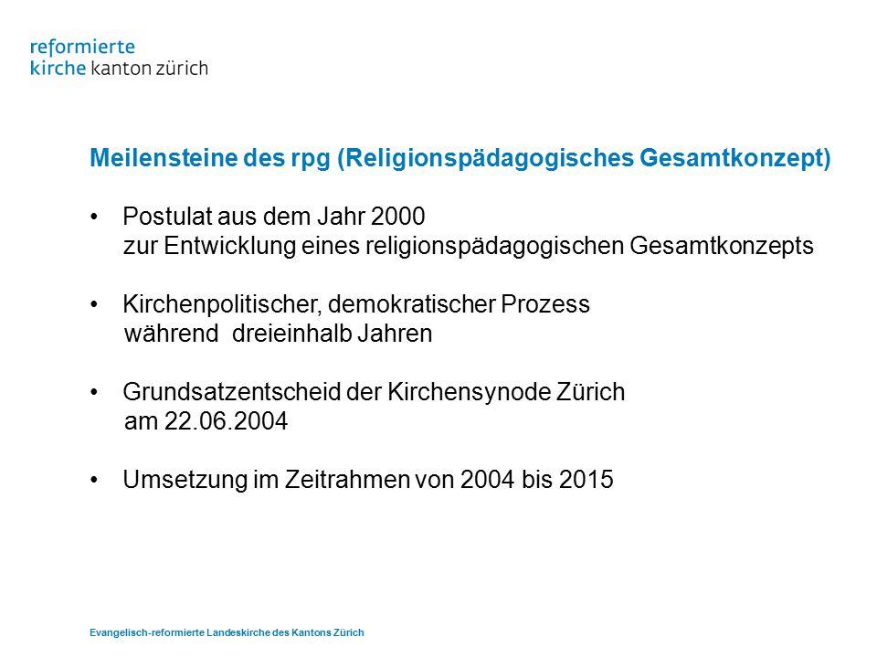 Religionspädagogisches Gesamtkonzept rpg: Angebote im Überblick Verbindliche Angebote Freiwillige Angebote