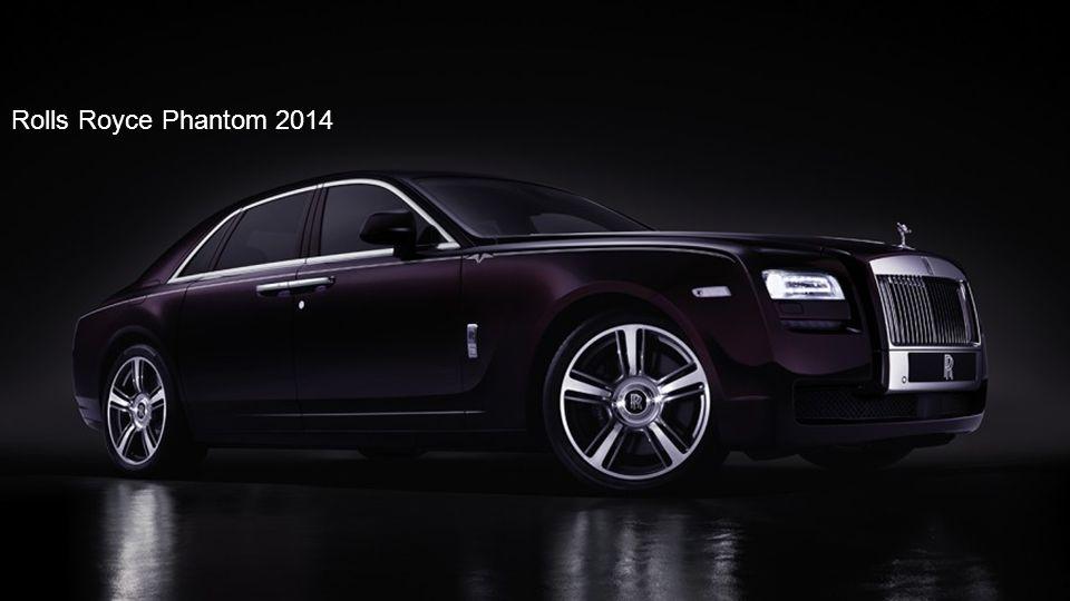 Rolls Royce Phantom 2014