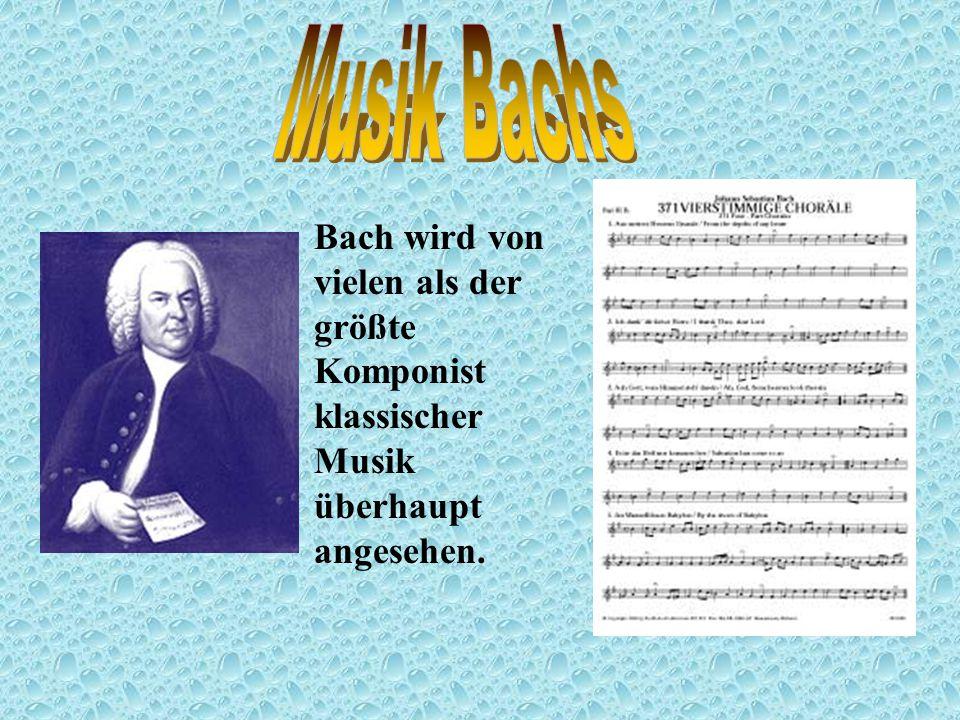 (1600- 1720) Komponisten des Barock: Johann Sebastian Bach Claudio Monteverdi (1567-1643) Heinrich Schütz (1585-1672) Antonio Vivaldi (1678-1741) (168