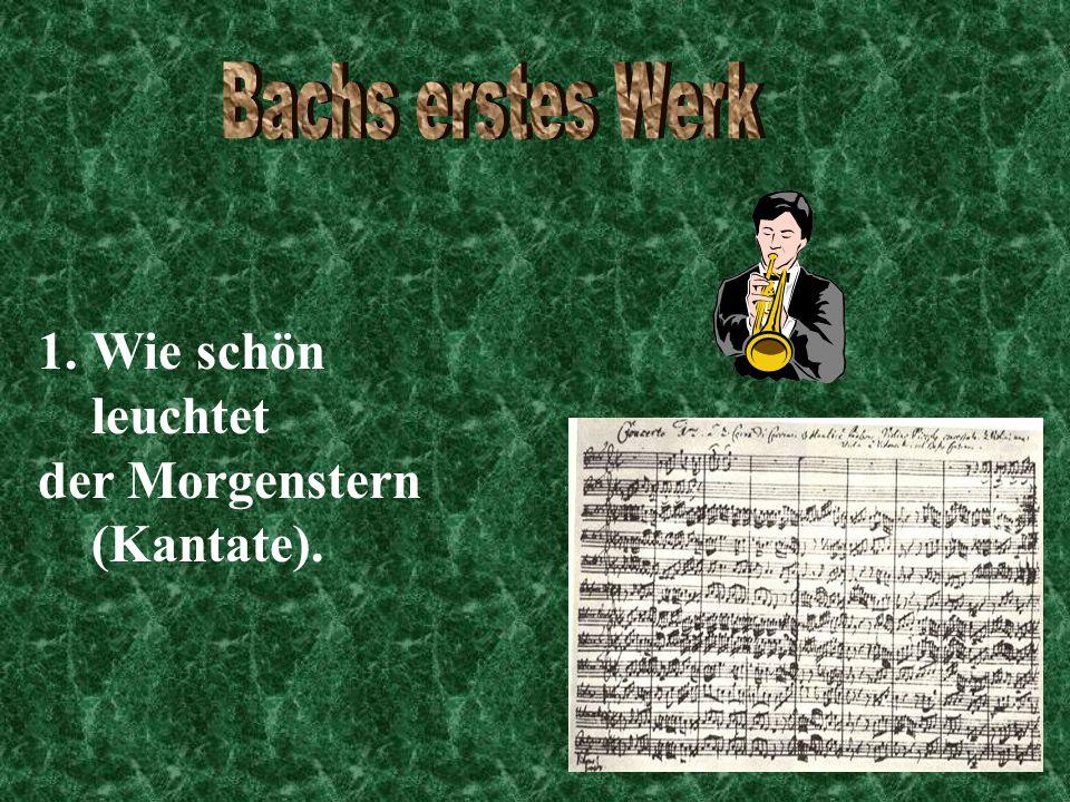 Bach wird von vielen als der größte Komponist klassischer Musik überhaupt angesehen.