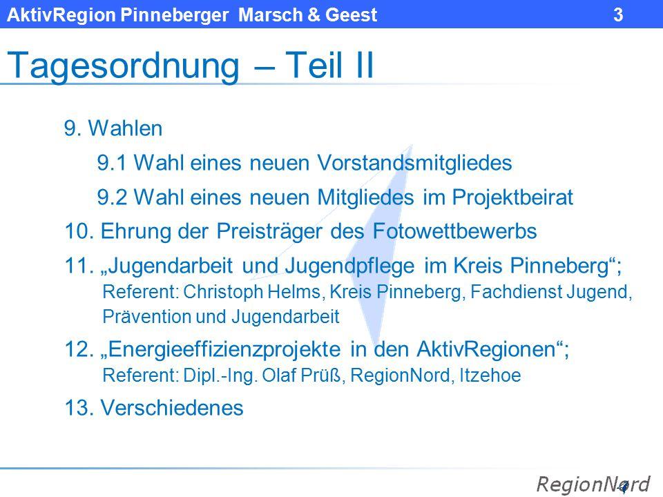 AktivRegion Pinneberger Marsch & Geest 4 2.