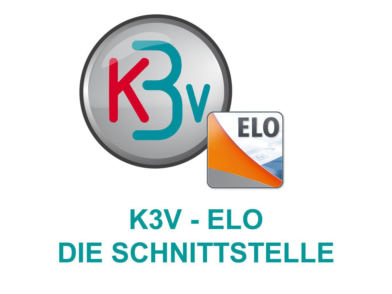 K3V - ELO DIE SCHNITTSTELLE