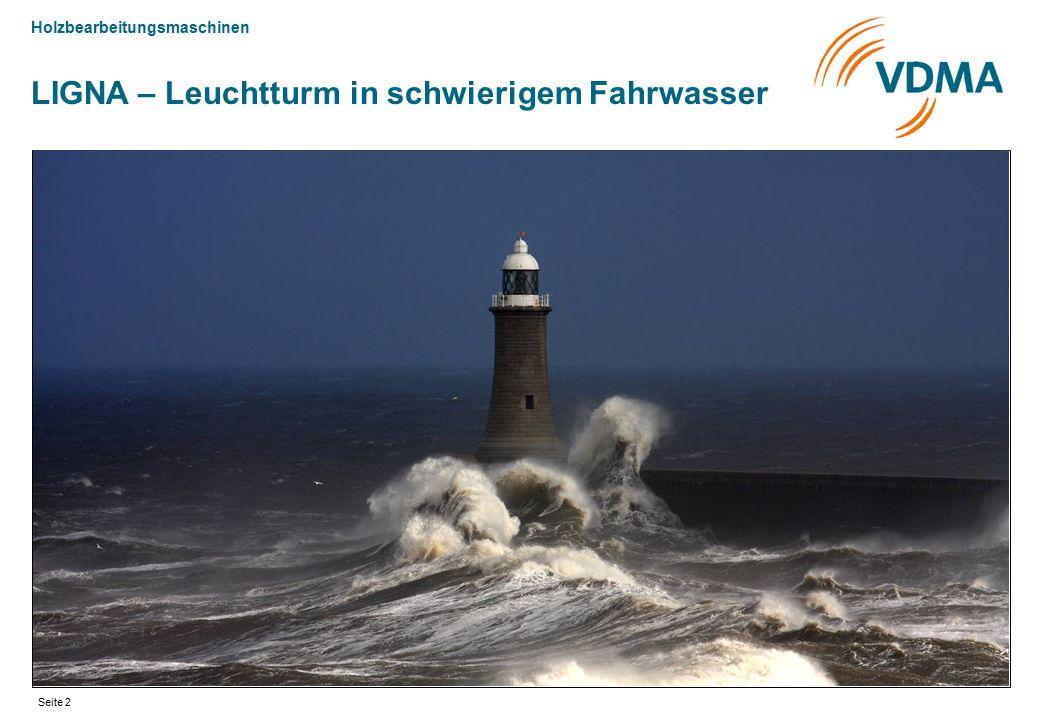 Holzbearbeitungsmaschinen Seite 2 LIGNA – Leuchtturm in schwierigem Fahrwasser