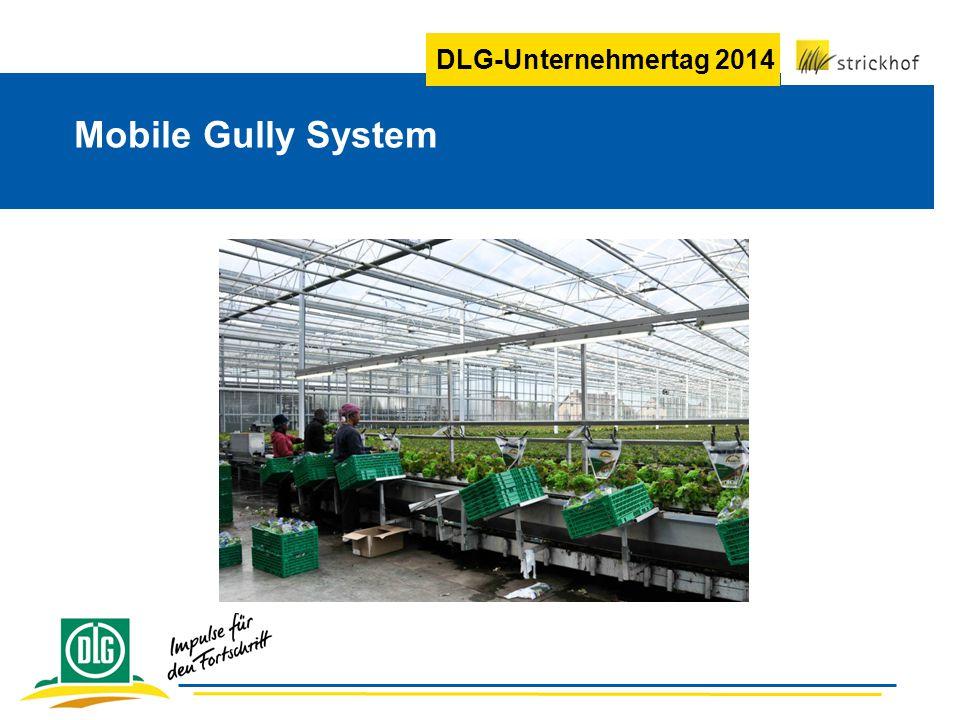 DLG-Unternehmertag 2014 Mobile Gully System