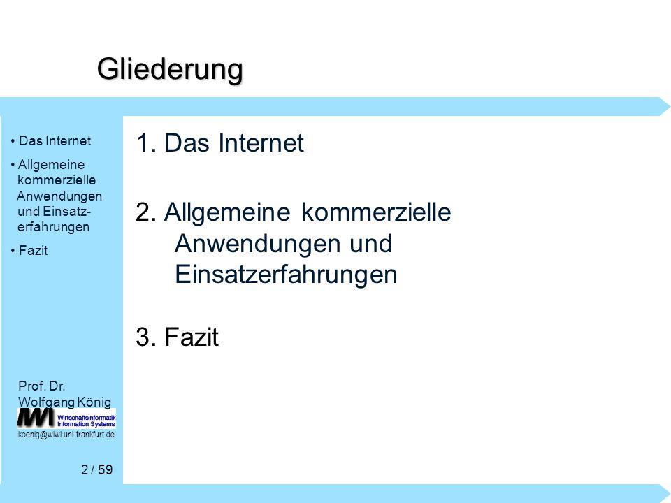 3 1. Das Internet