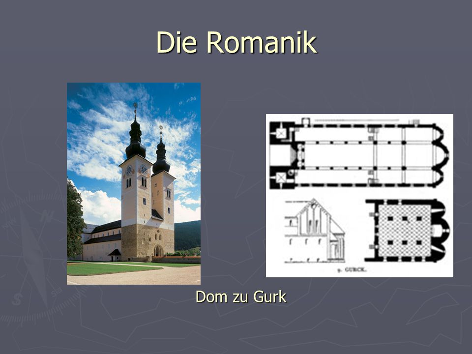 Die Romanik Dom zu Gurk