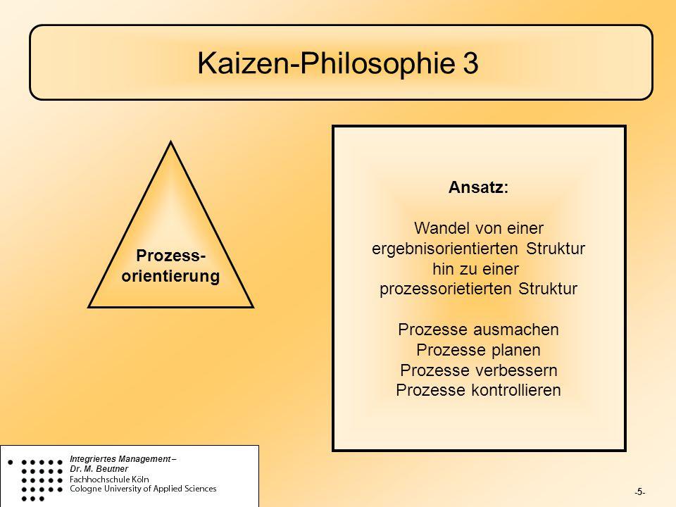 -6- Integriertes Management – Dr.M.