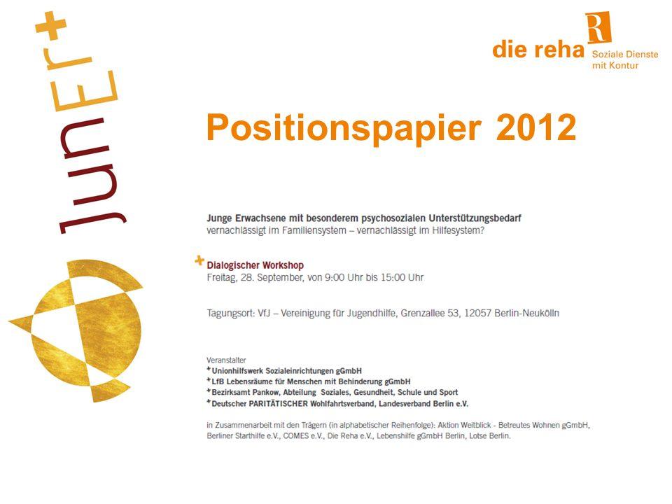 Positionspapier 2012