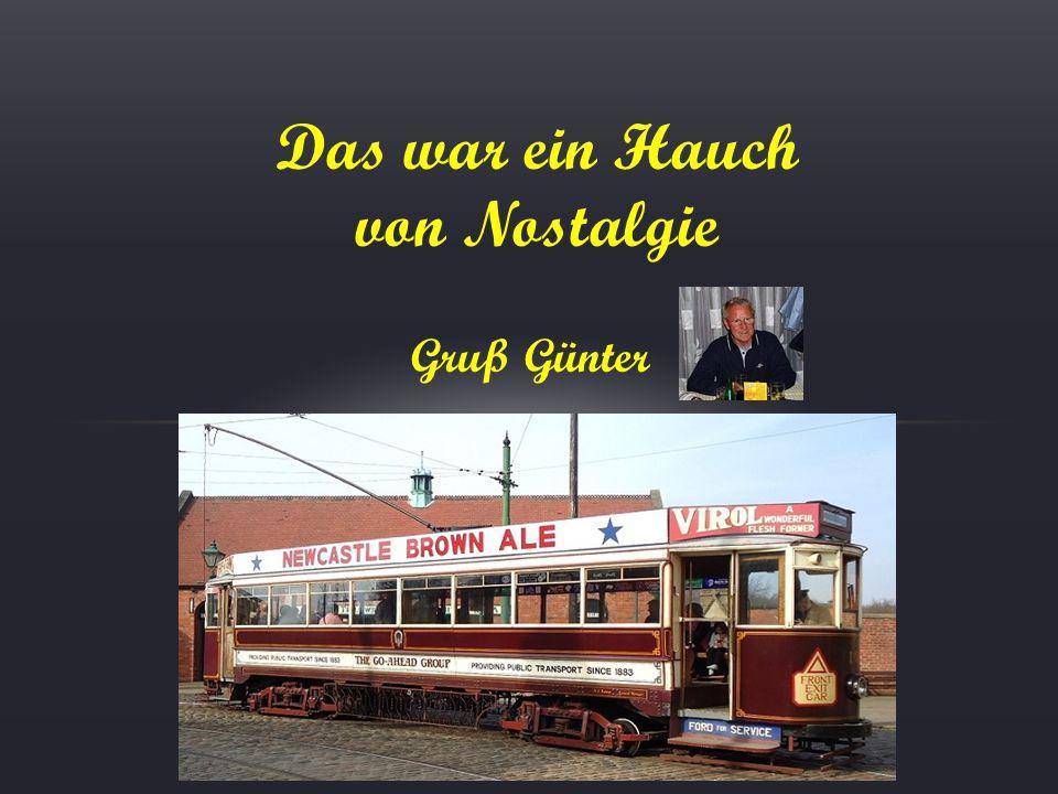 Ein Strassen u. Schienenbus