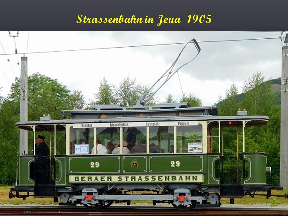 Dresdner Strassenbahn 1902