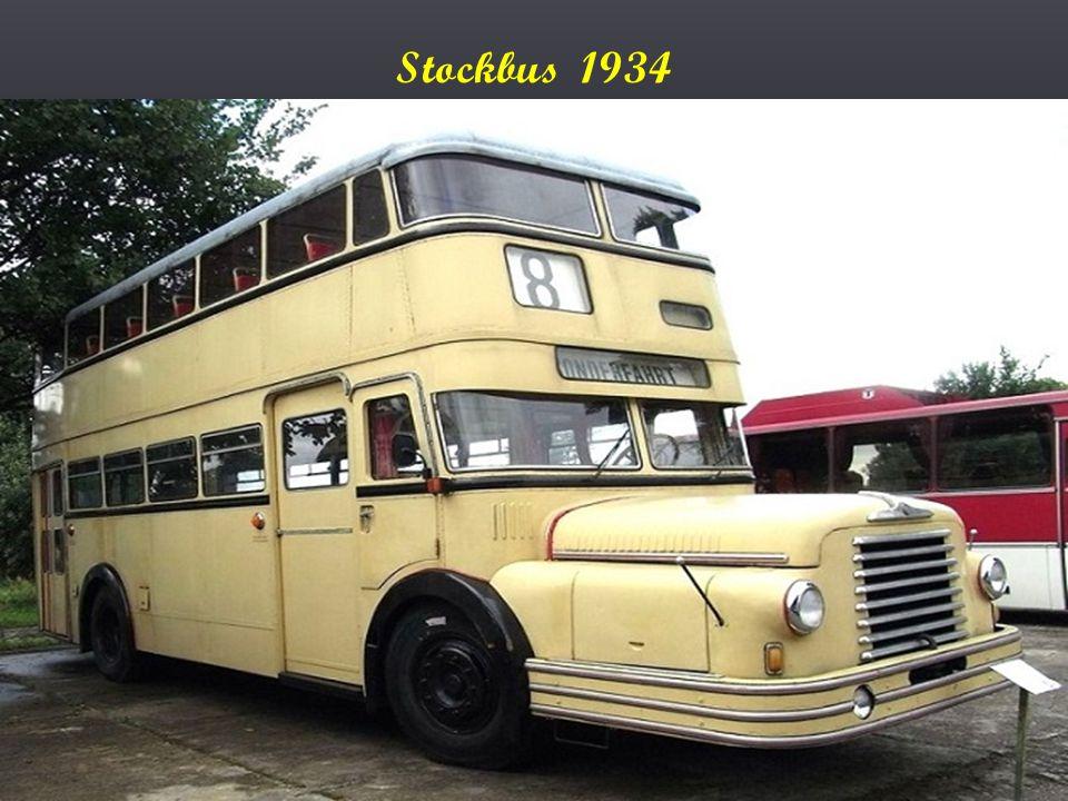 Pariser Stadtbus 1932