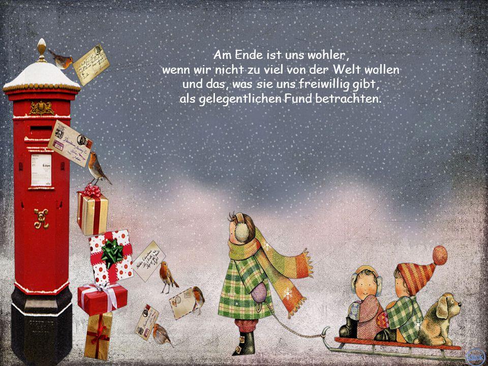 Ein neues Jahr ein neues Hoffen und ist's zuletzt nicht eingetroffen - weiterhoffen!