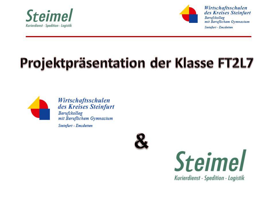 Thema Prozessoptimierung von der Warenavisierung über die Wareneinlagerung bis zum Warenausgang