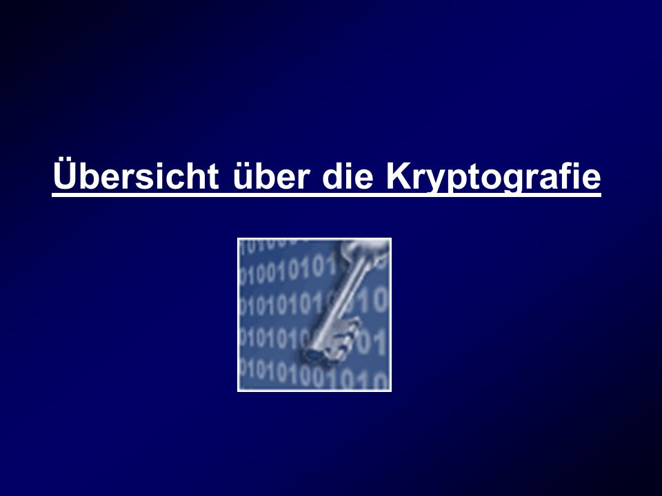 Methoden zur Verschlüsselung –Public Key Infrastructur –Password Authentication Protocol –Challenge Handshake Authentication Protocol –Virtual Private Network