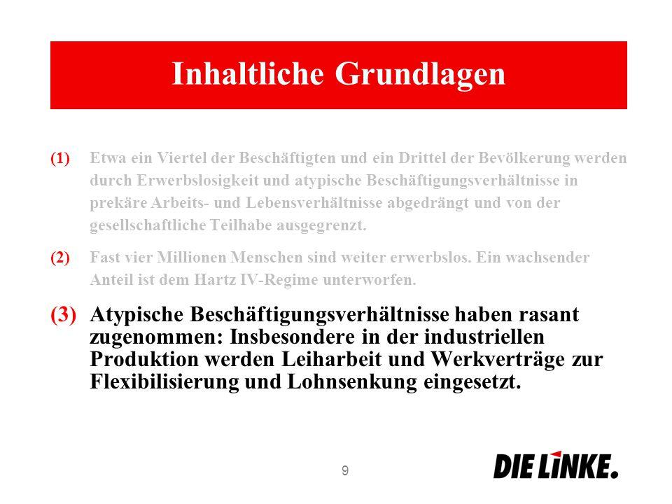 Inhaltliche Grundlagen 30 Private Krankenhäuser Frei- gemeinnützige Krankenhäuser Öffentliche Krankenhäuser Privatisierung der öffentlichen Daseinsvorsorge, z.B.