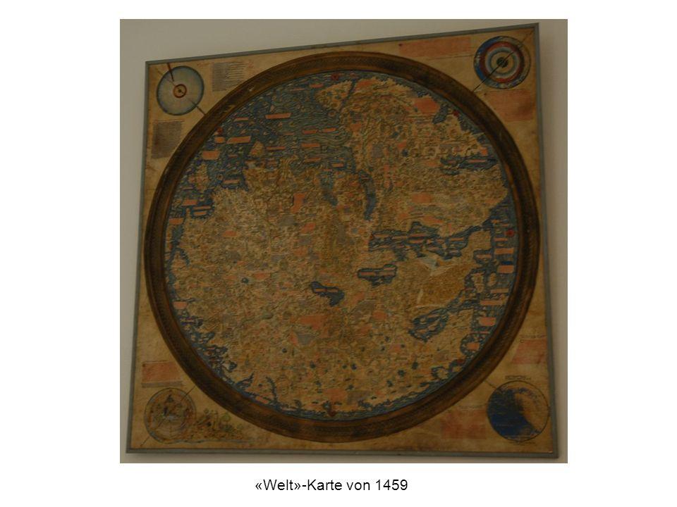 «Welt»-Karte von 1459