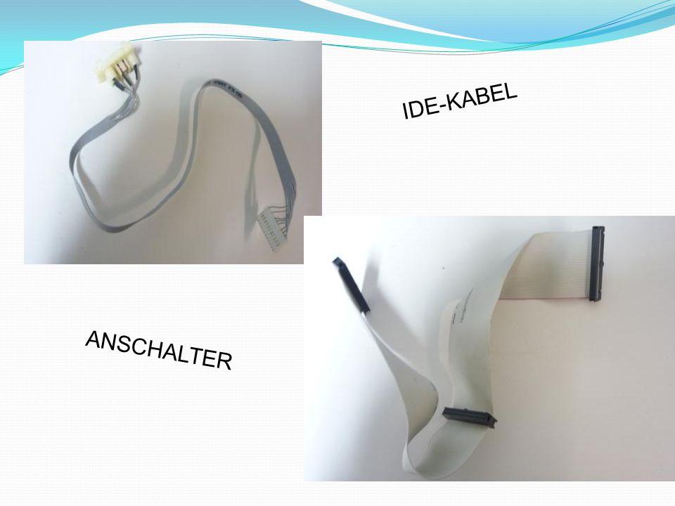 ANSCHALTER IDE-KABEL