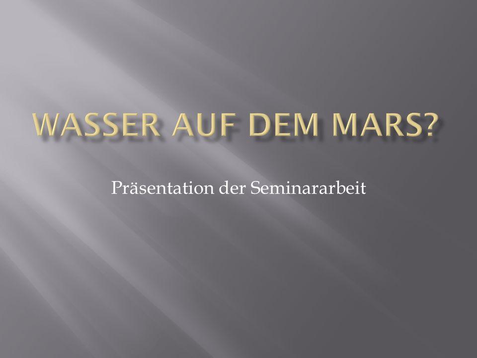 I.Wissenschaftliche Erkenntnisse 1. Atmosphäre 2.
