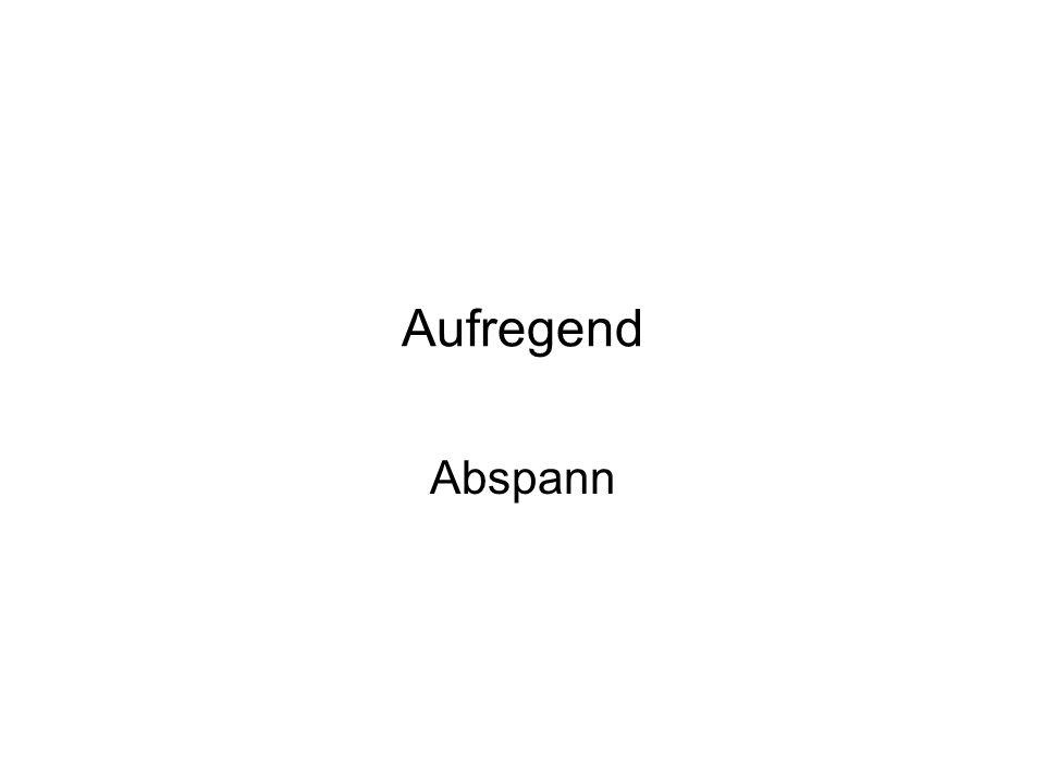 Abspann