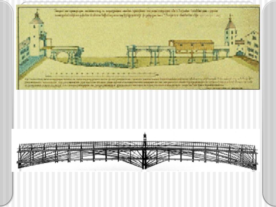 Steinbrücke/Holzbrücke