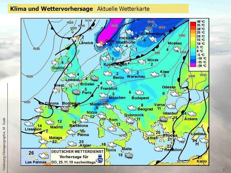 3 Klima und Wettervorhersage Aktuelle Wetterkarte Aktuelles Satellitenbild