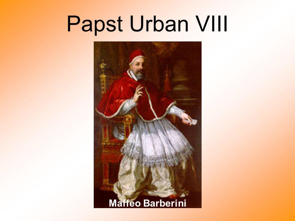 Papst Urban VIII Maffeo Barberini