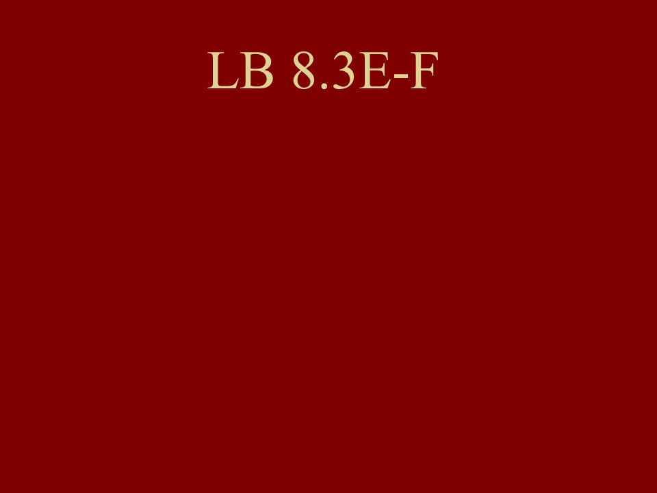 LB 8.3E-F