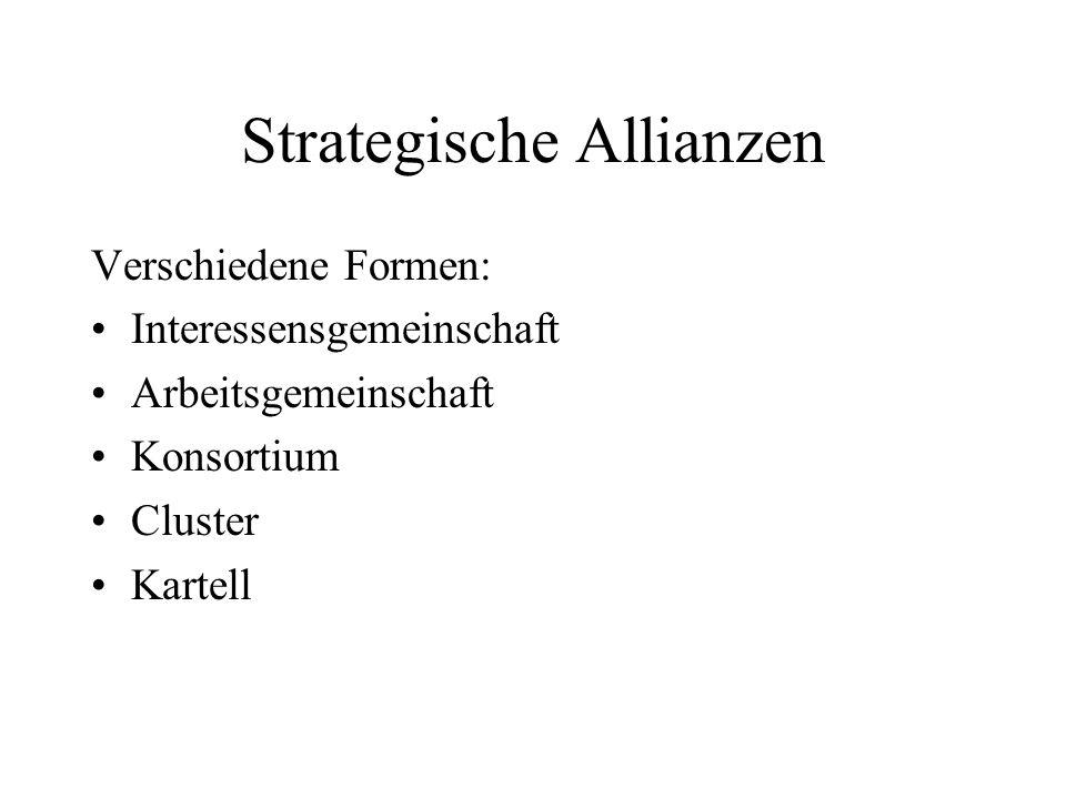 Definition Allianz ist ein Zusammenschluss eigenständiger Unternehmen verbunden durch ein Abkommen.