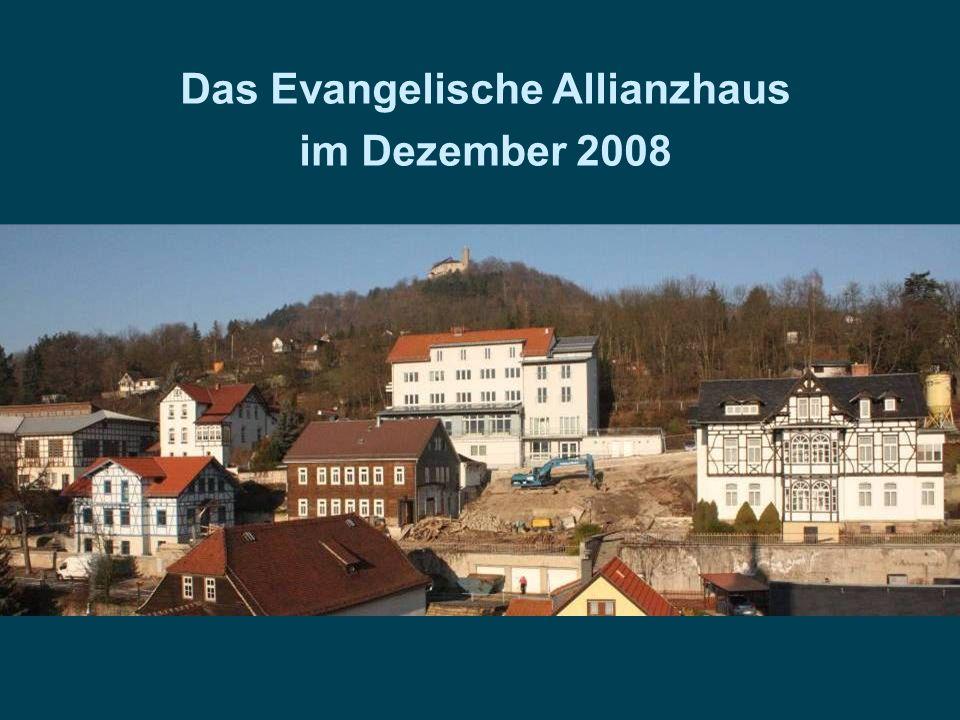 Das Evangelische Allianzhaus im Dezember 2008