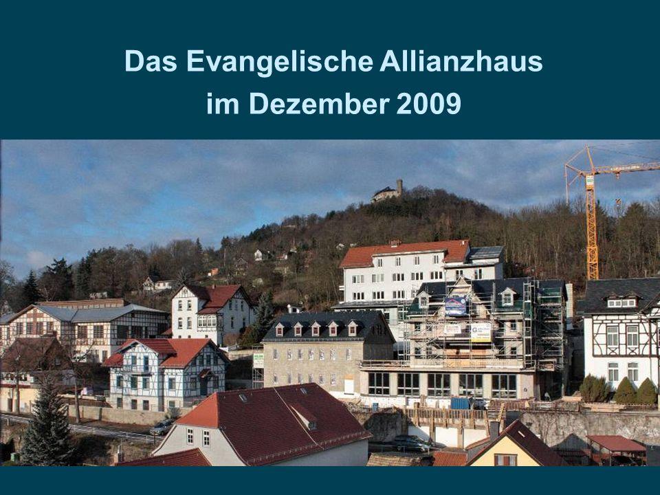 Das Evangelische Allianzhaus im Dezember 2009