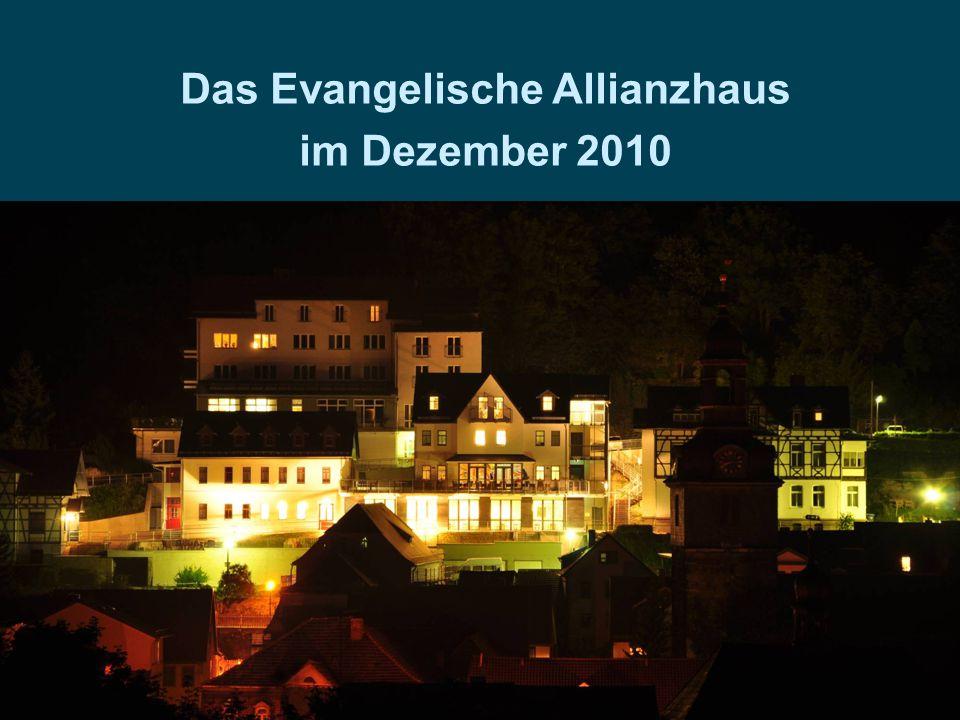 Das Evangelische Allianzhaus im Dezember 2010