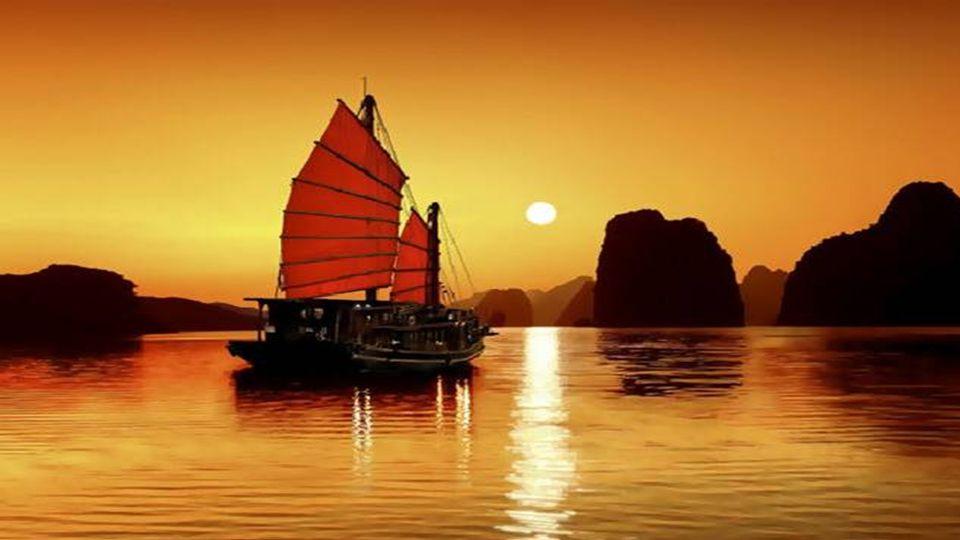 Der Mensch besieht sein Spiegelbild nicht im fließenden Wasser, sondern im stillen Wasser. Dschuang Dsi,