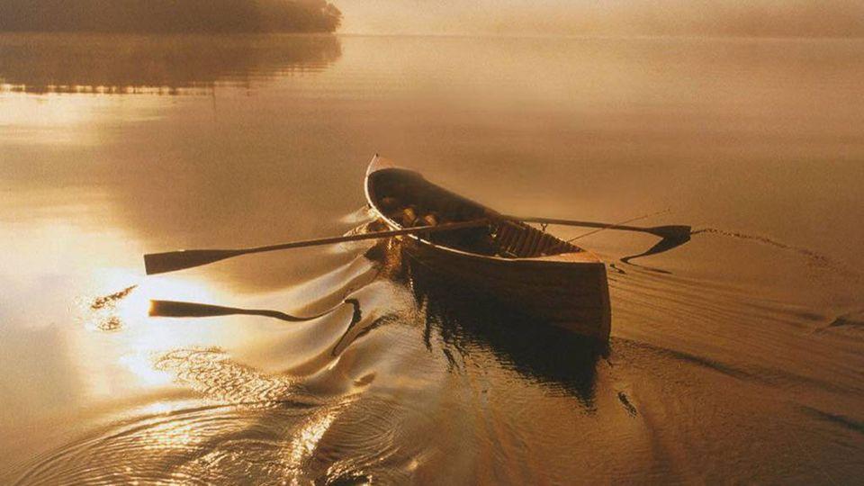 Die größte Offenbarung ist die Stille. Laotse