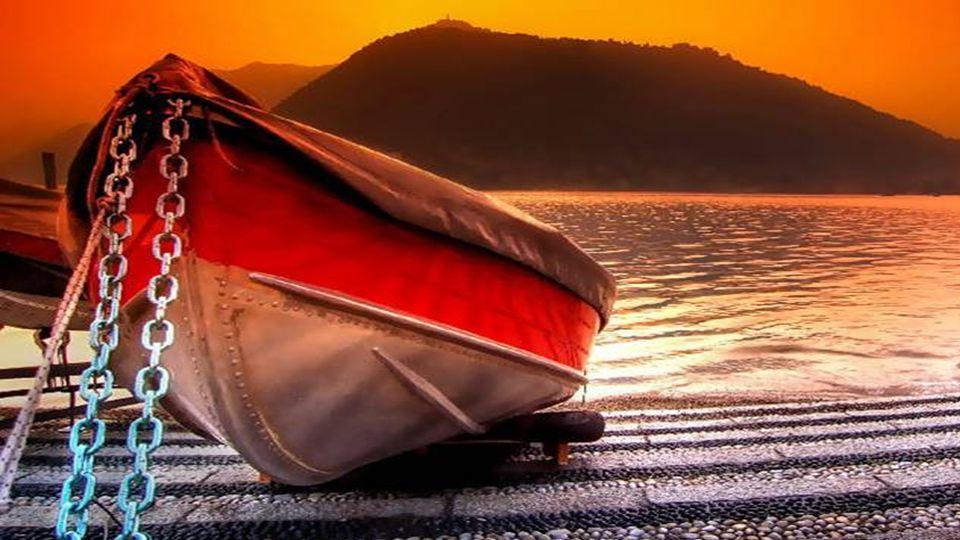 Der Weise lebt still inmitten der Welt, sein Herz ist ein offener Raum. Laotse