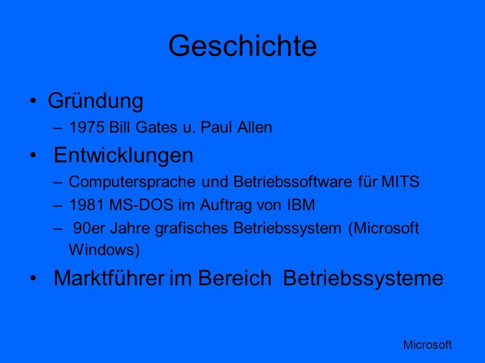 Betriebssysteme NT 3.1 NT 3.5 NT 3.51 NT 4.0 NT 5.0 (Windows 2000, Professional + Server) NT 5.1 (Windows XP, Home und Professional) NT 5.2 (Windows 2003 Server) NT 6.0 (Windows Vista, Windows 2008 Server) NT= New Technology Microsoft