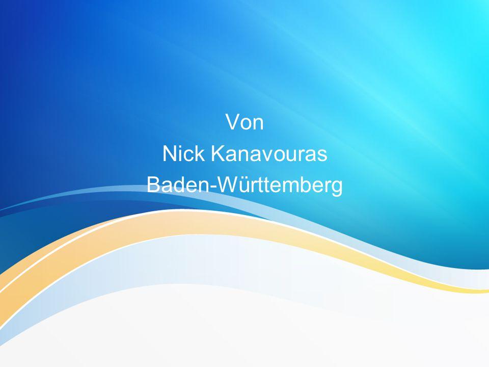 Ursprünglich Baden-Wurttemberg hat ca 10 Millionen Einwohner und seine Haupstadt ist Stuttgart.