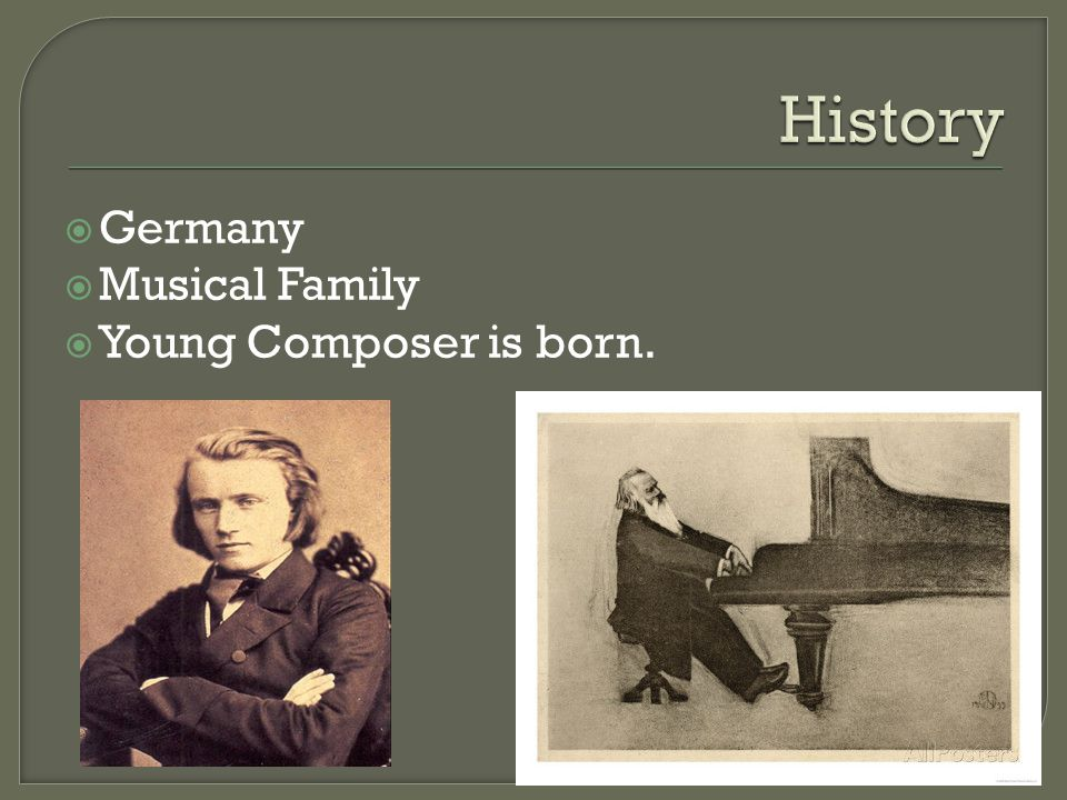  Baroque and Classical Era  Forerunner of Romantic Era  Counterpoint  Perfectionist  Absolute Music