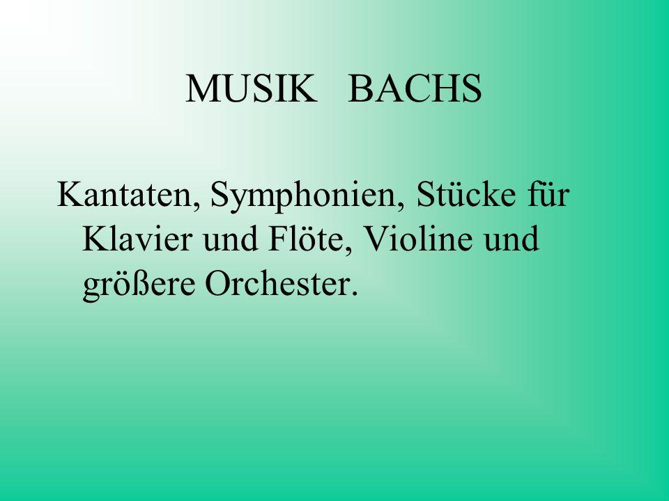 Barock 17.- 18. Jahrhundert Bach: 1685-1750 Andere Komponisten: Antonio Vivaldi(1687-1741) Benedetto Marcello(1686-1739) Georg Friedrich Händel (1685-