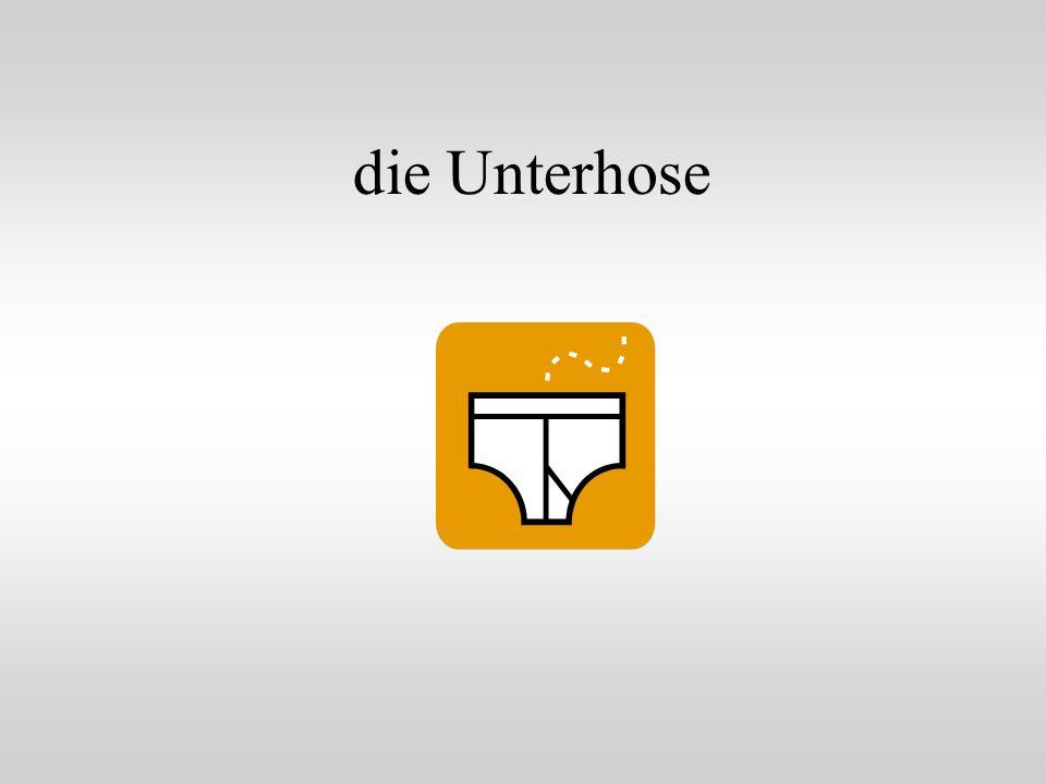 die Unterhose